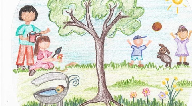 4 maneiras diferentes pra brincar com seus filhos