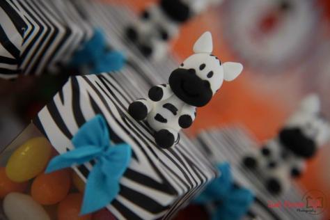 Caixinha zebrinha