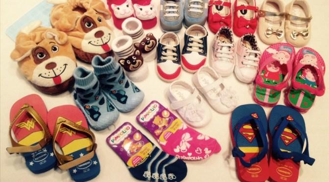 Calçados e meias para bebês: 15 modelos para diversas ocasiões (Magoo Baby)