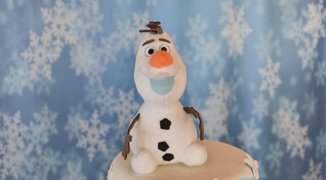 Como decorar festa Frozen com as personagens (Festa da Manu)