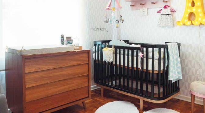 Tendências para quartos de bebê