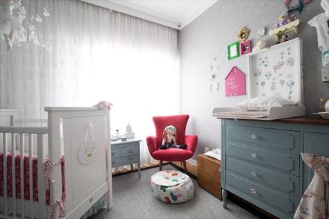 Quarto de bebê da arquiteta Juliana Fabrizzi