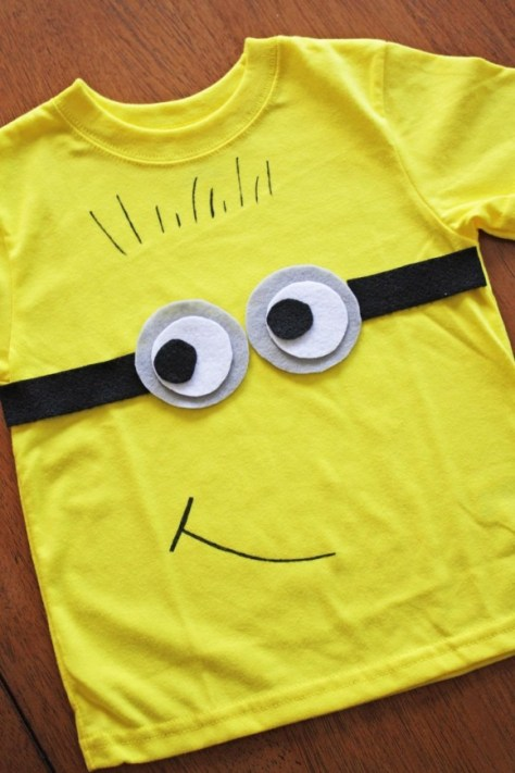 Camiseta dos Minions