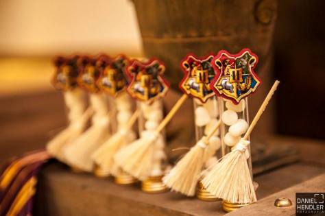 Balinhas para festa Harry Potter