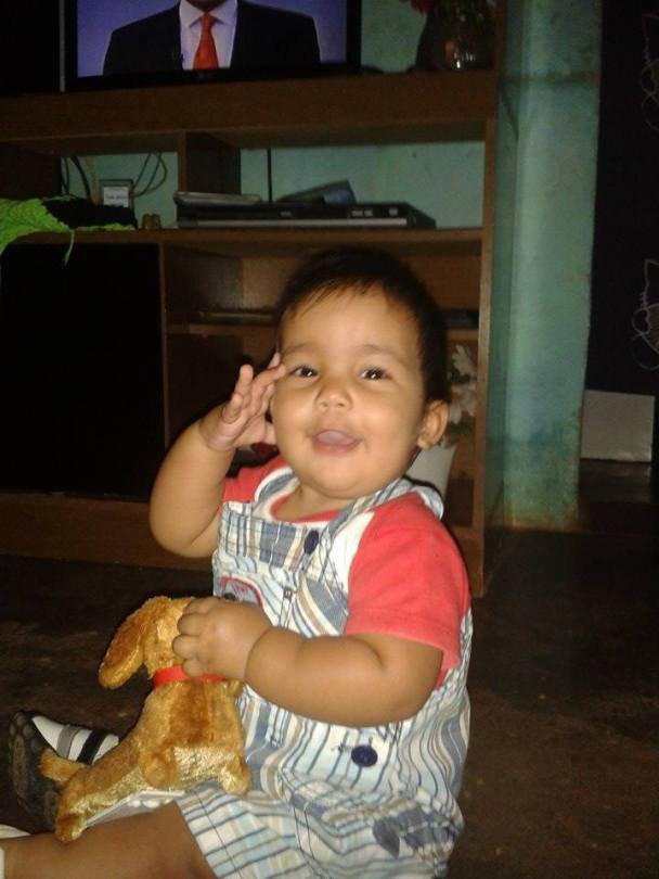 foto de bebês