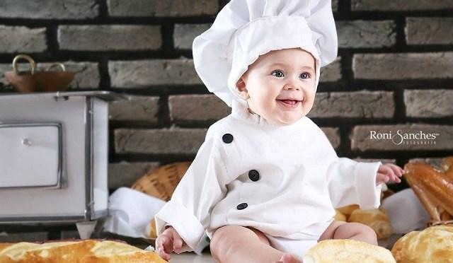 Porque reduzir o sal na alimentação infantil (e não colocar na papinha do bebê)