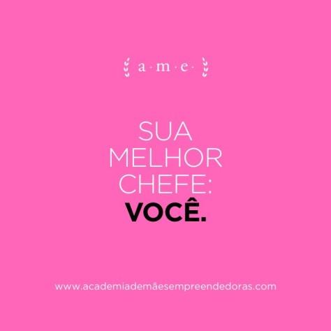 A.M.E. Academia de Mães Empreendedoras: empreendedorismo digital