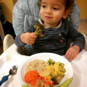 Método Baby-led Weaning