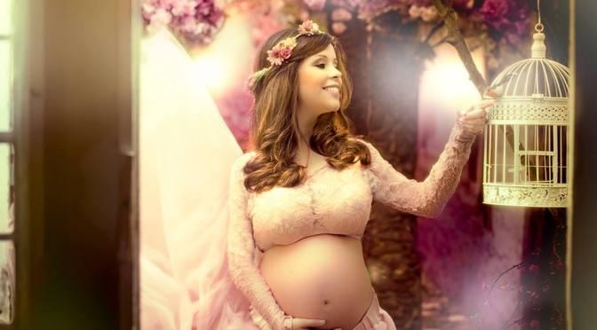 Estrias durante e após a gravidez