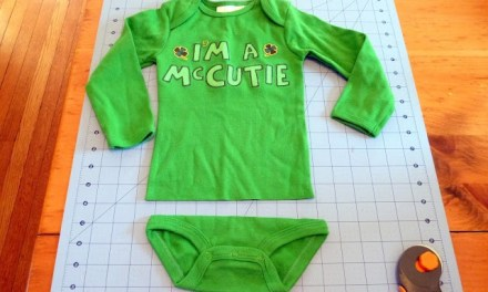 Customizando Roupas de Bebê
