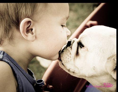Crianças e Animais de Estimação