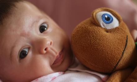 Brincar com os bebês