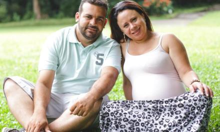 Casamento feliz após a chegada do bebê