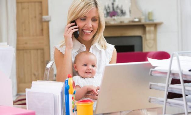 30 Profissões Ideais Para Mamães