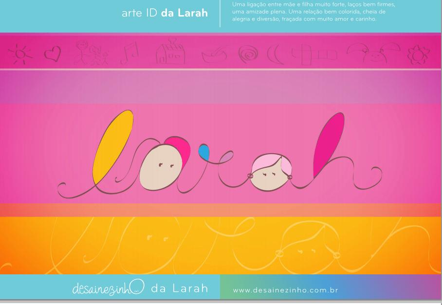 Identidade Visual da Larah