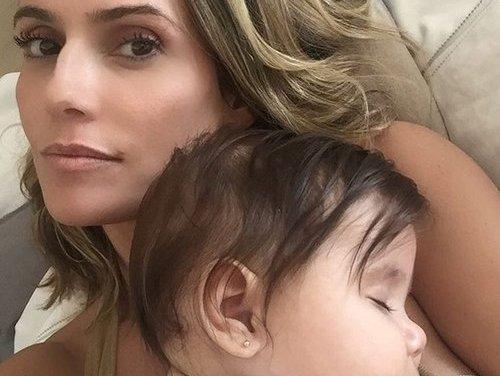Deborah Secco faz relato sincero sobre a maternidade