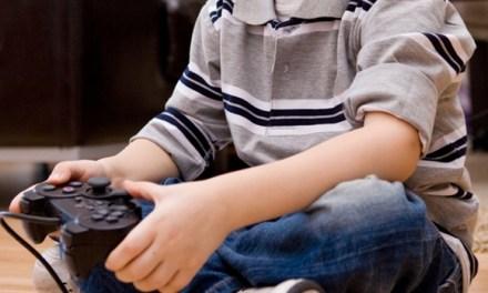 A preferência de crianças por videogame
