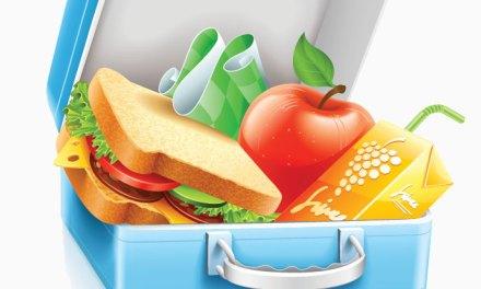 Lancheira Nutritiva e Divertida