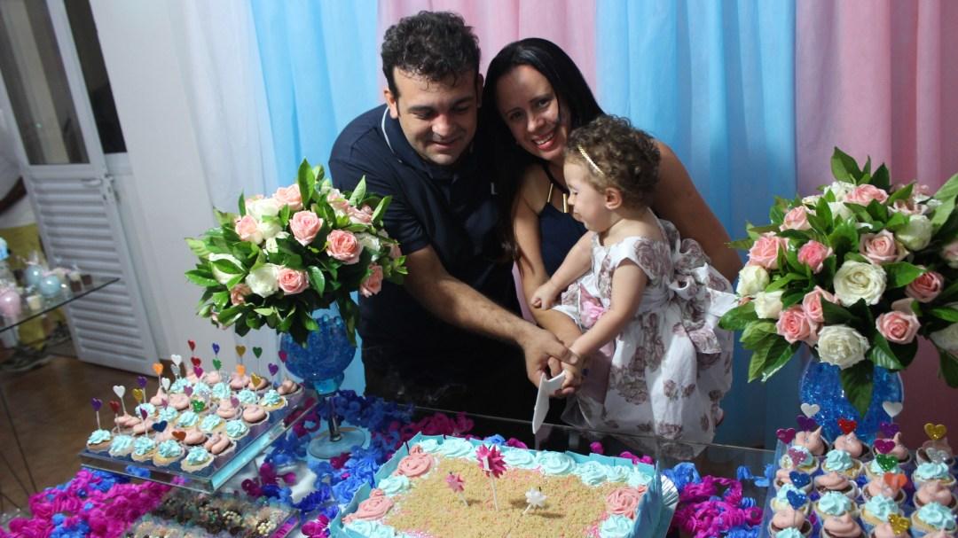 Festa de Aniversário de 1 ano da Larah