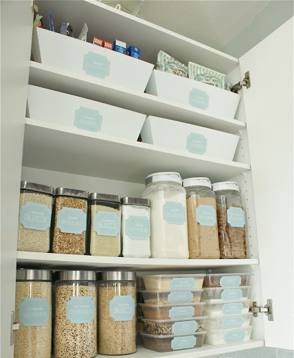 Organização de Cozinha Pequena