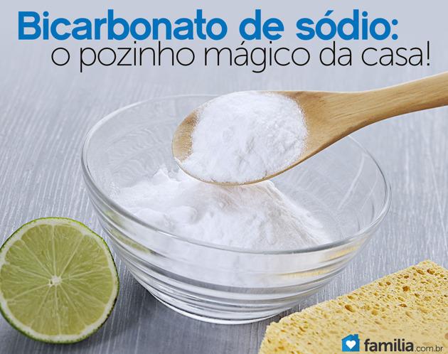 Bicarbonato de Sódio e Suas Utilidades