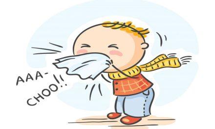 Gripe ou Resfriado nas Crianças
