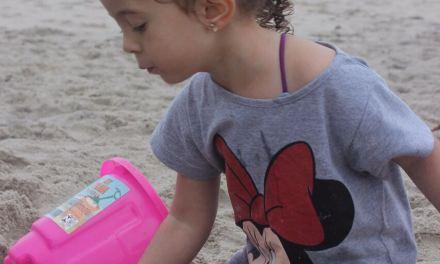 Brincar Na Areia – Um Mundo à Explorar