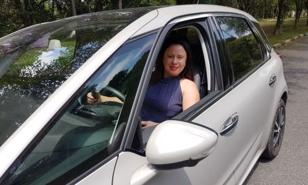 Testei o Citroën C4 Picasso Intensive
