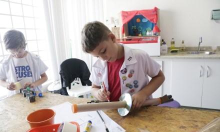 Little Maker – Oficinas de Férias