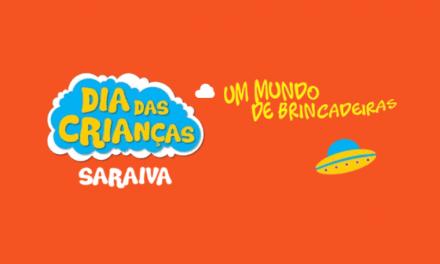Saraiva promove eventos gratuitos para crianças