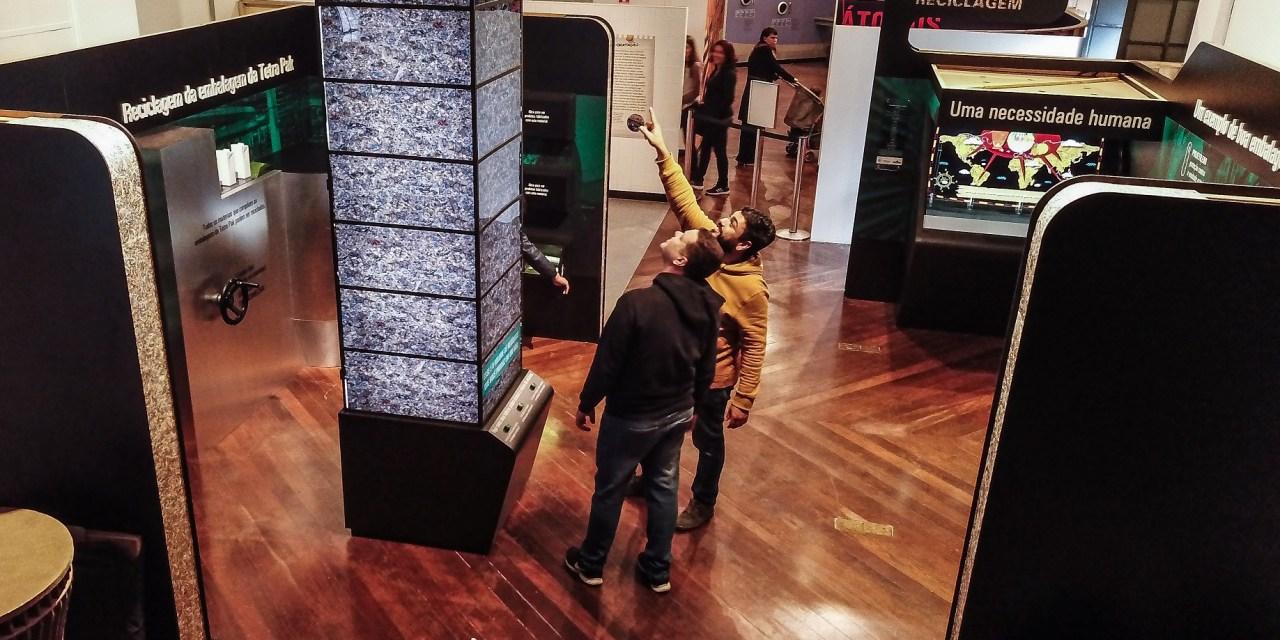 Museu Catavento inaugura espaço interativo em São Paulo