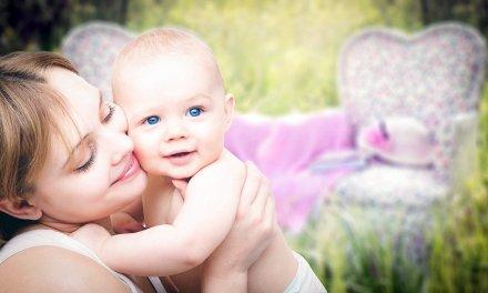 Mala de Maternidade Mamãe e Bebê