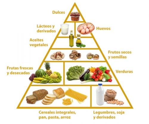 Cuales son los nutrientes en la alimentacin vegetariana