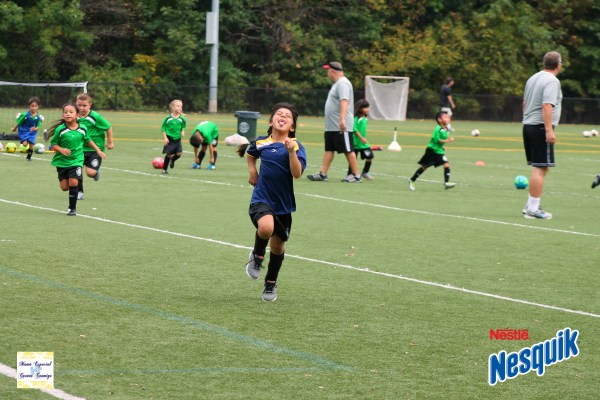Lucy soccer