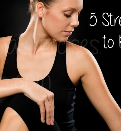 5 Stretches to Relieve Stress