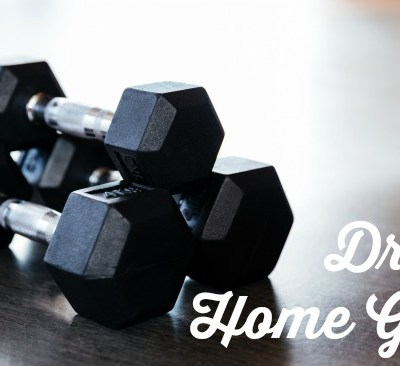 10 Awesome Home Gyms