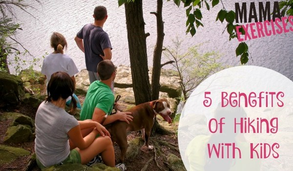 Hiking with Kids – 5 Reasons to Head Outdoors