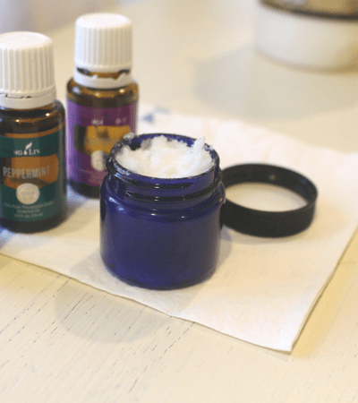DIY Respiratory Support Balm Recipe