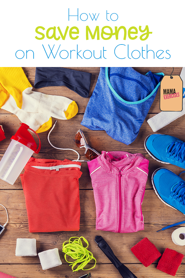 How to Save Money on Workout Clothes for Exercise