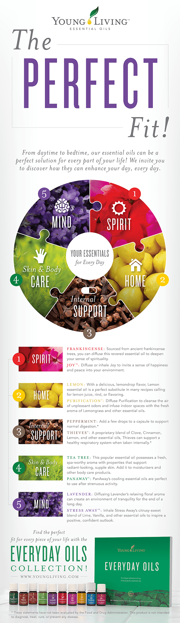 Everyday Oils from Young Living