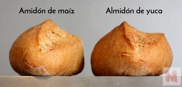 almidones perfil