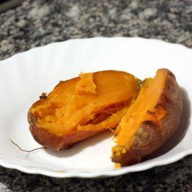 Pan sin gluten de boniato y sarraceno