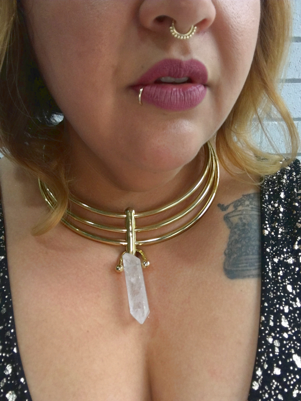 Baublebar occult necklace