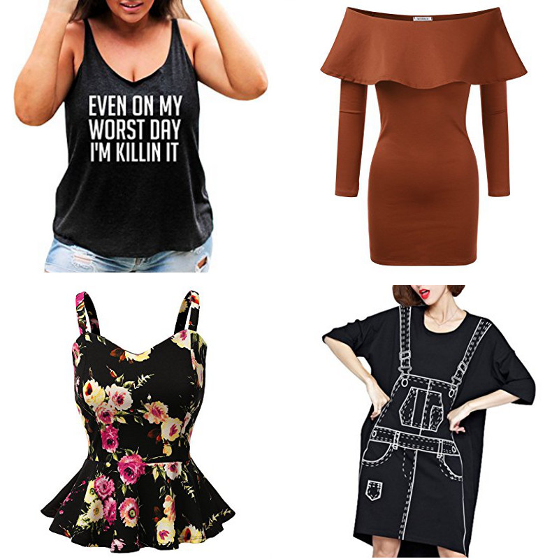 Plus size Amazon finds