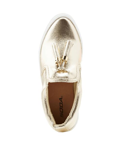tassel sneakers