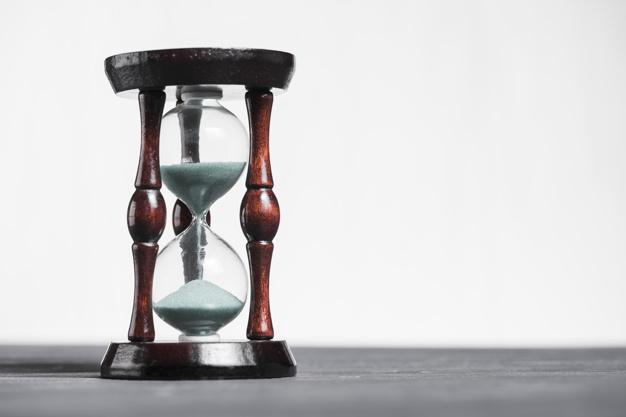 Ο χρόνος περνάει τόσο γρήγορα!