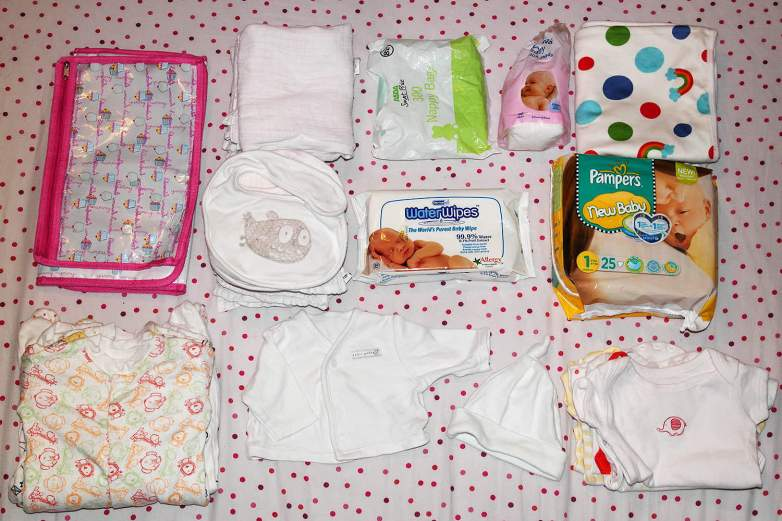 Stuff for the baby