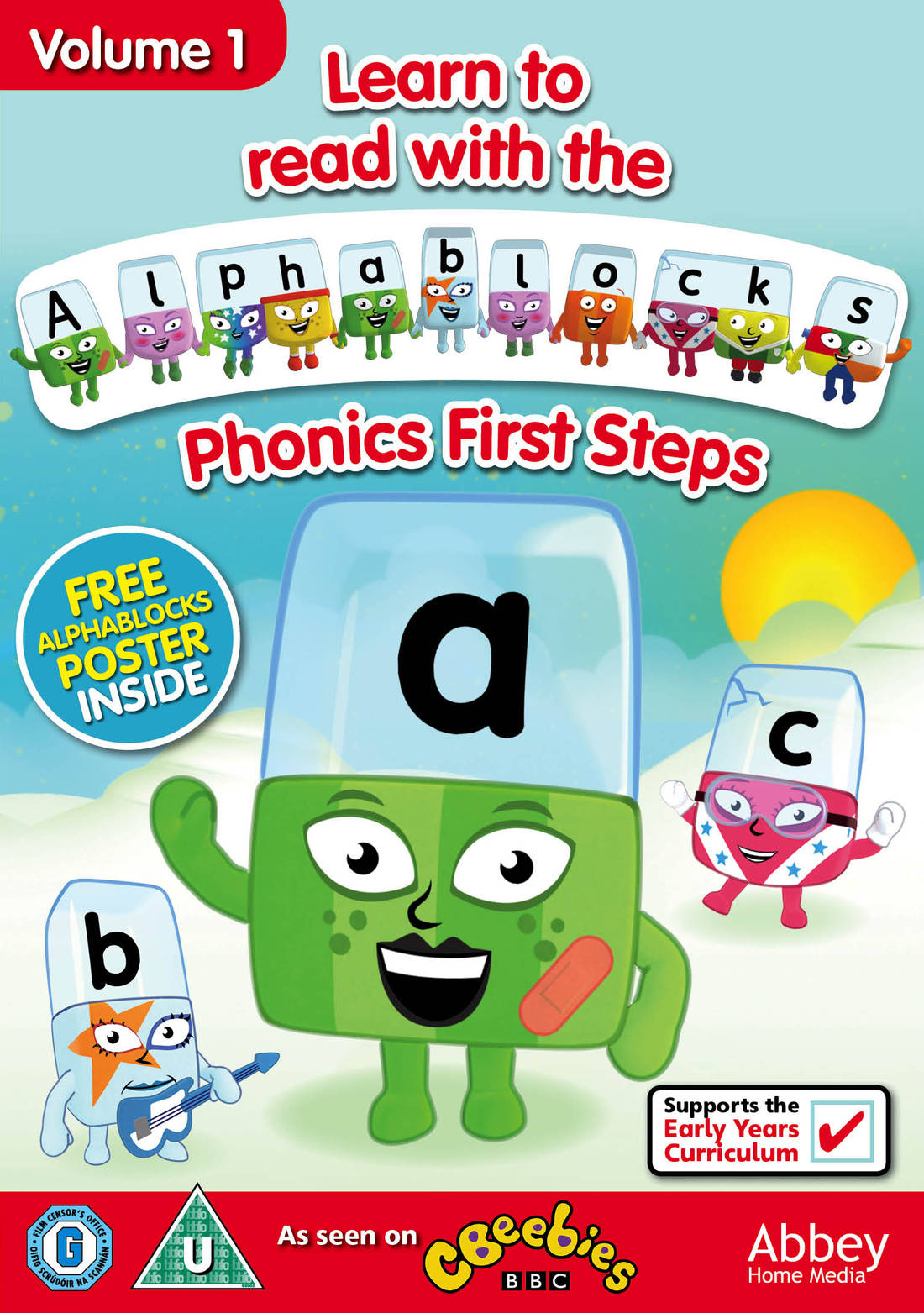 Review Learn To Read With The Alphablocks