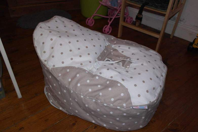 Sensational Review Bambeano Baby Bean Bag Mama Geek Ibusinesslaw Wood Chair Design Ideas Ibusinesslaworg