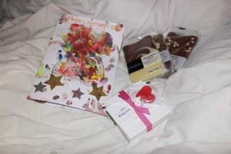 My gifts & card